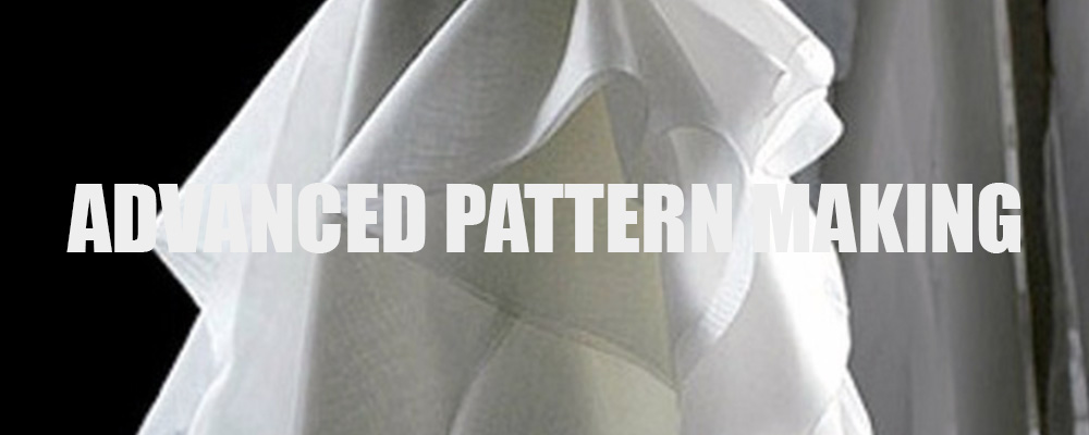 Advanced Pattern Making Course Milan