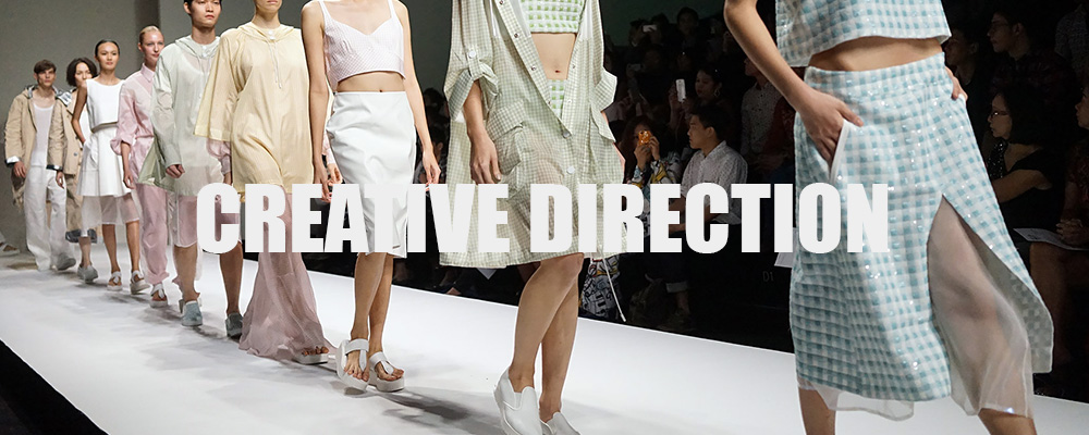 MASTER IN CREATIVE DIRECTION FOR FASHION DESIGN